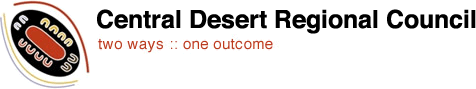 Central Desert Regional Council logo