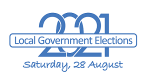 2021 Local Government Elections logo