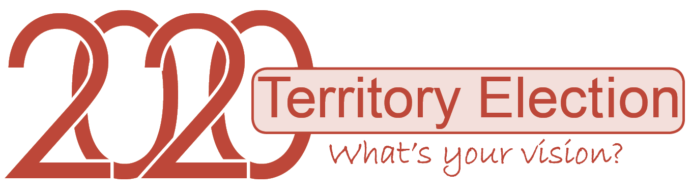 2020 Territory Election logo