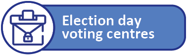 Election Day voting centres link button