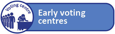 Early voting centres link button