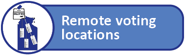 Remote voting locations link button